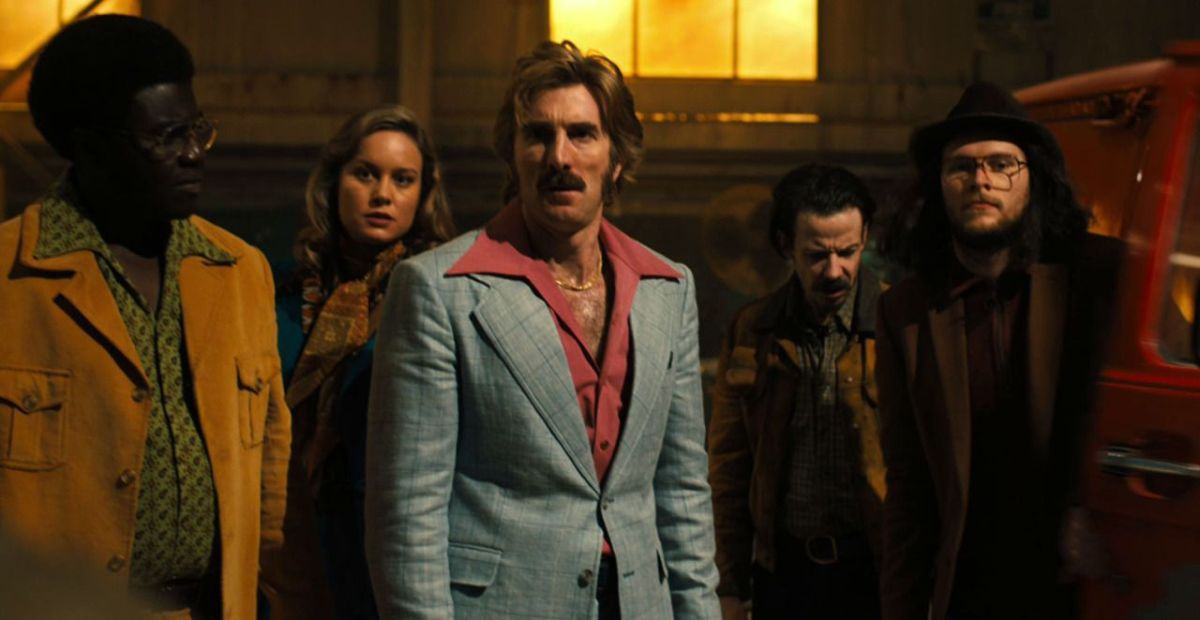 Dark Comedy and 'Free Fire'